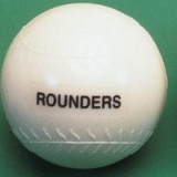 Central Moulded Plastic Rounders Ball