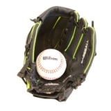 Wilson EZ Catch 10in Glove and Ball