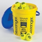 Slazenger Trainer Tennis Ball Bucket