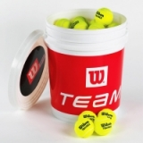 Ball Bucket - Wilson Trainer Bucket an..