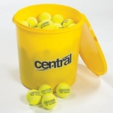Central Tennis Ball Bucket