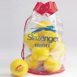 Slazenger Shortex Ball Bag of 12