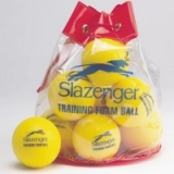 Slazenger Foam Ball Bag of 12