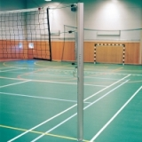 Competition Socketed Volleyball Posts ..