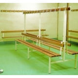 Freestanding Changing Room Benches - D..