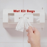 Wet Swimwear Bag Dispenser