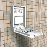 Safe Hands Baby Changing Stations - Ve..