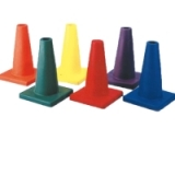 Soft Moulded Foam Cones