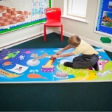 Learning Mat - Story Land Mat