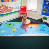 Learning Mat - World Explorer Mat