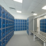 Lockers Single Door