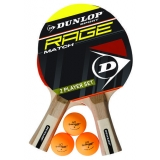 DUNLOP RAGE MATCH TWO PLAYER TABLE TEN..