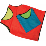 DIAMOND Reversible Mesh Bibs