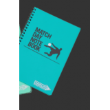 DIAMOND Match Day Notebook