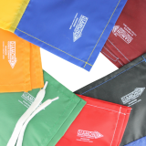 DIAMOND Corner Pole Flags