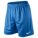 Nike PARK KNIT SHORTS in University Bl..