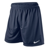 Nike PARK KNIT SHORTS in MIDNIGHT BLUE..