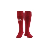Adidas Milano Socks - University Red/W..