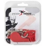 Precision Training Plastic Whistle & L..