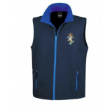 Reme Hockey Mens Soft Shell Gillet - N..