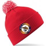 BSYFC Junior Snow Star Beanie