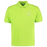 Amb House POLO SHIRT LIME GREEN