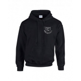 DOWNEND FLYERS BLACK HOODIE ADULT