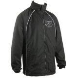 DOWNEND FLYERS Black Shower Jacket