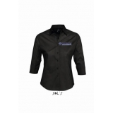 Optimum Drywall 17010 BLOUSE BLACK