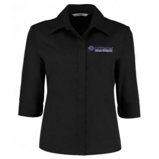 Optimum Drywall K715 BLOUSE BLACK
