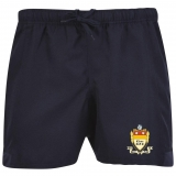 RUGBY SHORT BLACK - CLEVE RFC ROB GEORGE
