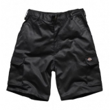 PLC STAFF WORK SHORTS BLACK