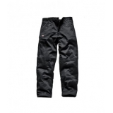 PLC STAFF WORK TROUSERS BLACK