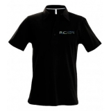 PLC STAFF POLO SHIRT BLACK