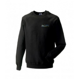 PLC STAFF SWEAT SHIRT BLACK