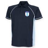 LWG FC POLO SHIRT NAVY/SKY/WHITE