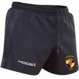KRFC KOOGA ANTIPODEAN SHORTS BLACK