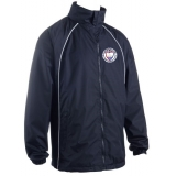 PORTISHEAD TOWN FC SHOWERPROOF JACKET ..