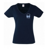 Hanham Toddlers SS702 LADY FIT V NECK ..