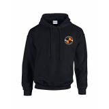 Downend Saints Adults Heavy Hooded Top