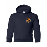 Downend Saints Youth Heavy Hooded Top