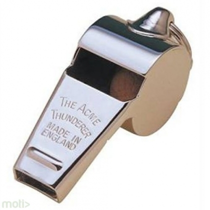 BRISTOL REF SOCIETY ACME THUNDERER WHISTLE MEDIUM