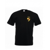 KRFC BLACK T-SHIRT ADULT