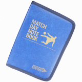 Pro Match Day Notebook