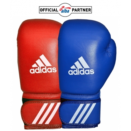 adidas A.I.B.A Licensed Boxing Gloves