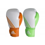 Adidas BOX-FIT Boxing Gloves - 10 + 12oz