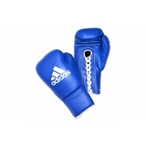 Adidas Pro Boxing Gloves Blue - 8oz ONLY