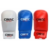 Cimac Competition Karate Mitts Without..