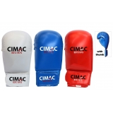 Cimac Competition Karate Mitts