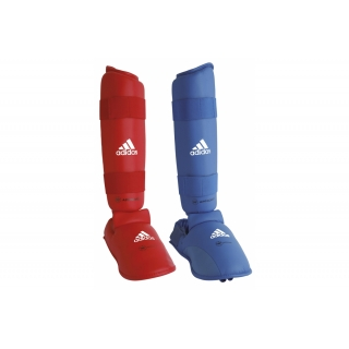 Adidas WKF Shin And Removable Instep P..
